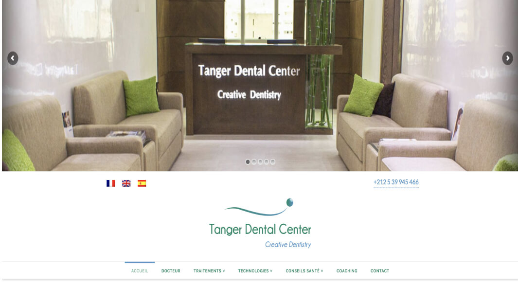Portfolio_Tanger Dental Center