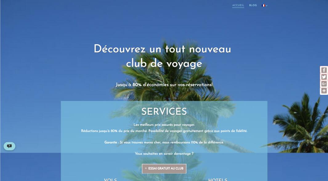 Portfolio_Club-de-voyage-privé