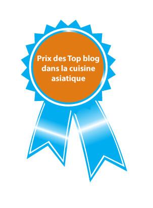 Prix top blog